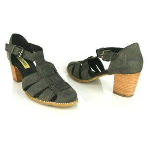 Steve Madden Gladiator Block Heel Sandals